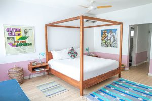 Bedroom at Skylark Resort