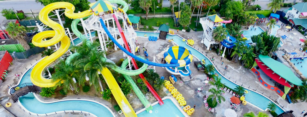 Kook Runnings Water Park
